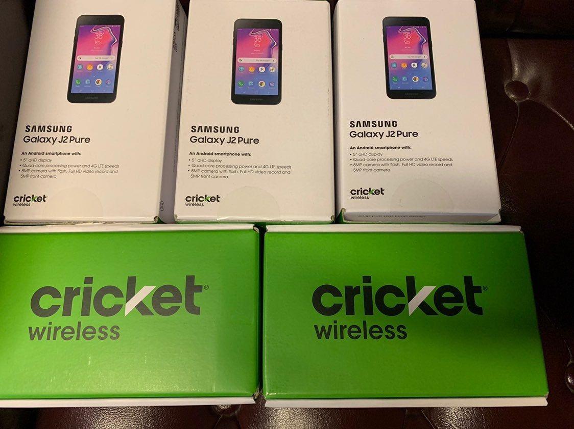 New Neverused Samsung Galaxy J2 16gb 4g Lte Smart Phone Cricket Wireless Coffee Bag Samsung Coffee
