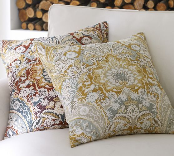 Celeste Pillow Cover Pillows Pottery Barn Pillow Covers