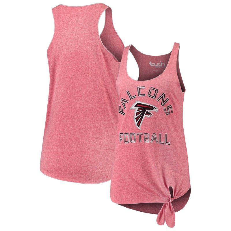 uk availability 1fb40 12f20 Atlanta Falcons Touch by Alyssa Milano Women's Tailgate Tank ...