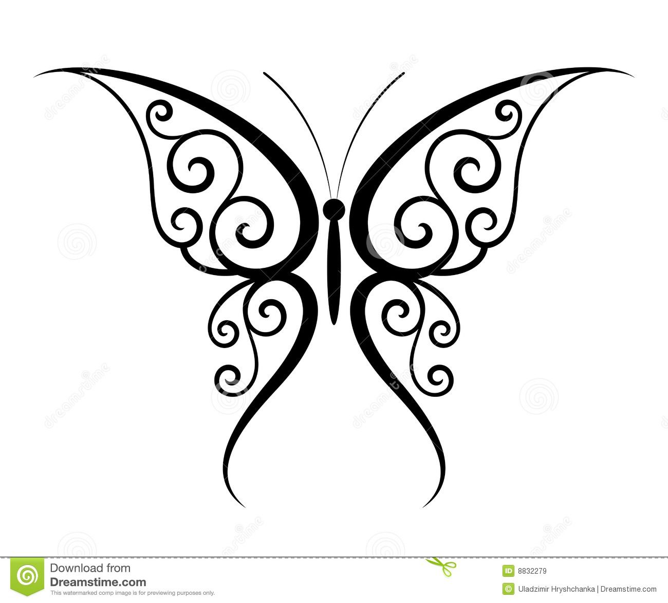 Butterfly Tattoo Download From Sfover 51 Million High Quality Stock Photos Images Vector Butterfly Stencil Butterfly Tattoo Designs Tribal Butterfly Tattoo