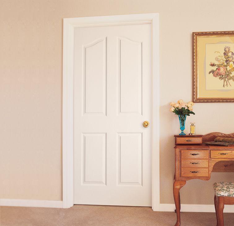 4 Panel Arch Top Interior Door By Homestory Doors Doors Interior Door Design Interior Interior