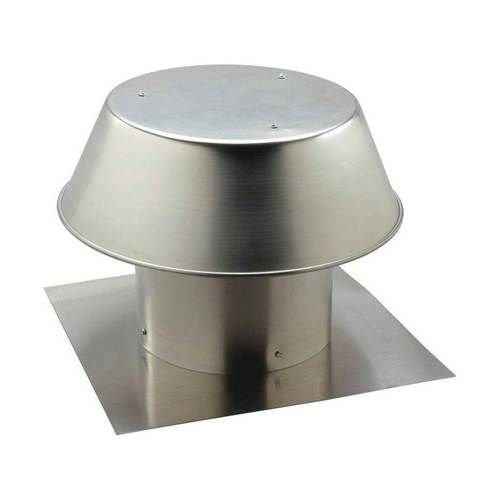 Broan Roof Cap For 12 Round Duct Aluminum Roof Cap Cool Things To Buy Roof Installation