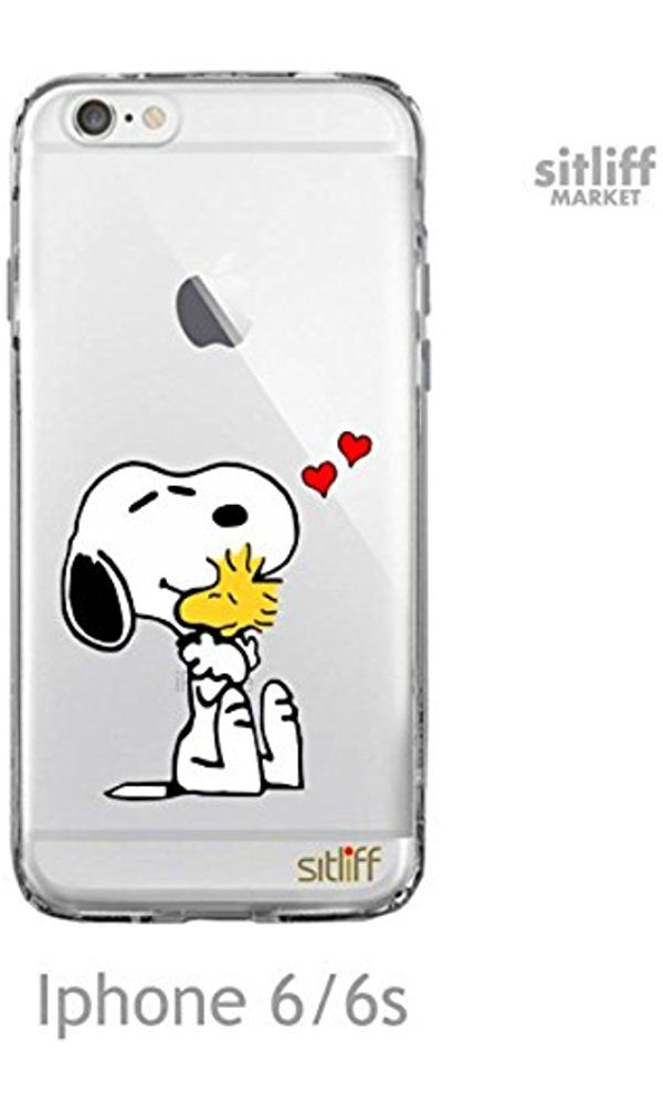 carcasa snoopy iphone 6