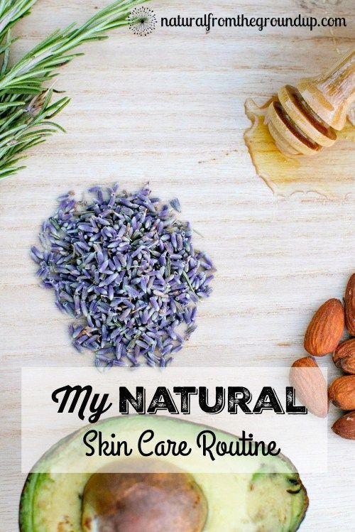 #care #Natural # natürliche Hautpflege #Routine #Skin Meine natürliche Hautpflege Routine