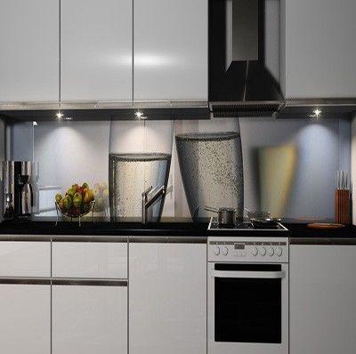 selbstklebende k chenr ckwand folie m bel wohnen kuechenrueckwand folien 719004 bad spiegel. Black Bedroom Furniture Sets. Home Design Ideas