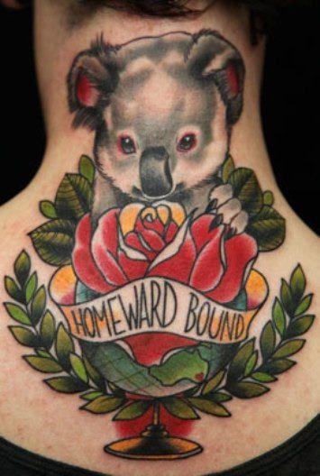 Koala Homeward Bound Tattoo Cute Pinterest Tattoo Body Art