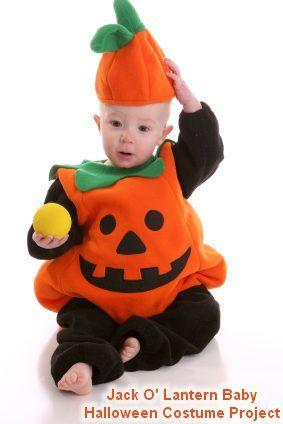 Diy Jack O Lantern Pumpkin Halloween Costume For Babies Baby Halloween Costumes Pumpkin Halloween Costume Halloween Costumes