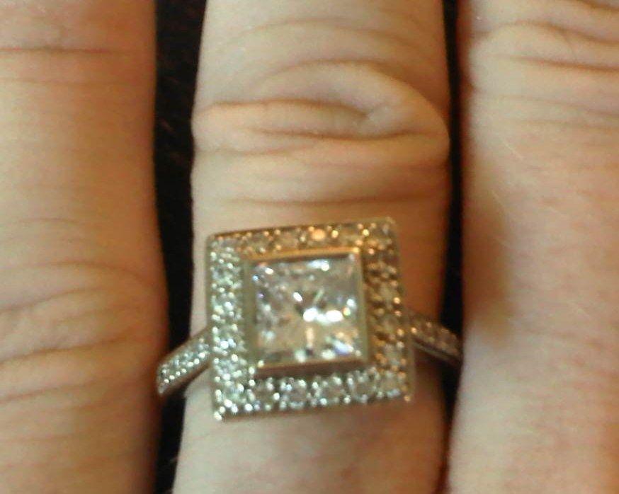 The Custom Ring I Design.....