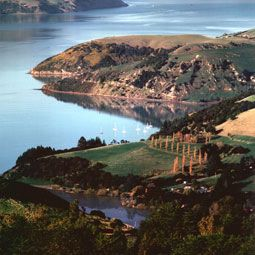 Akaroa, Canterbury-New Zealand tourist regions, regional information, regional guides, and information to help you plan your trip