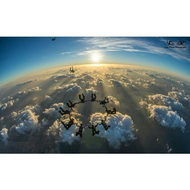 3/13 love this Photo, Skydiving, Sky