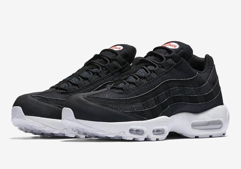 "sneakers  news Nike Air Max 95 Premium SE Gets The ""Cyber Monday"" Look 4b8b7ed51b"