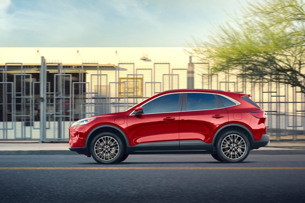 2020 Ford Escape Plug In Hybrid Gets Mpge Rating Price Tag