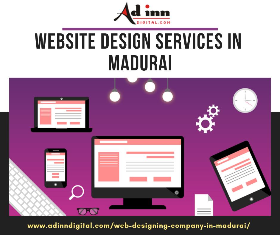 Website Design Services In Madurai Adinn Website Design Services Web Design Services Website Design Company