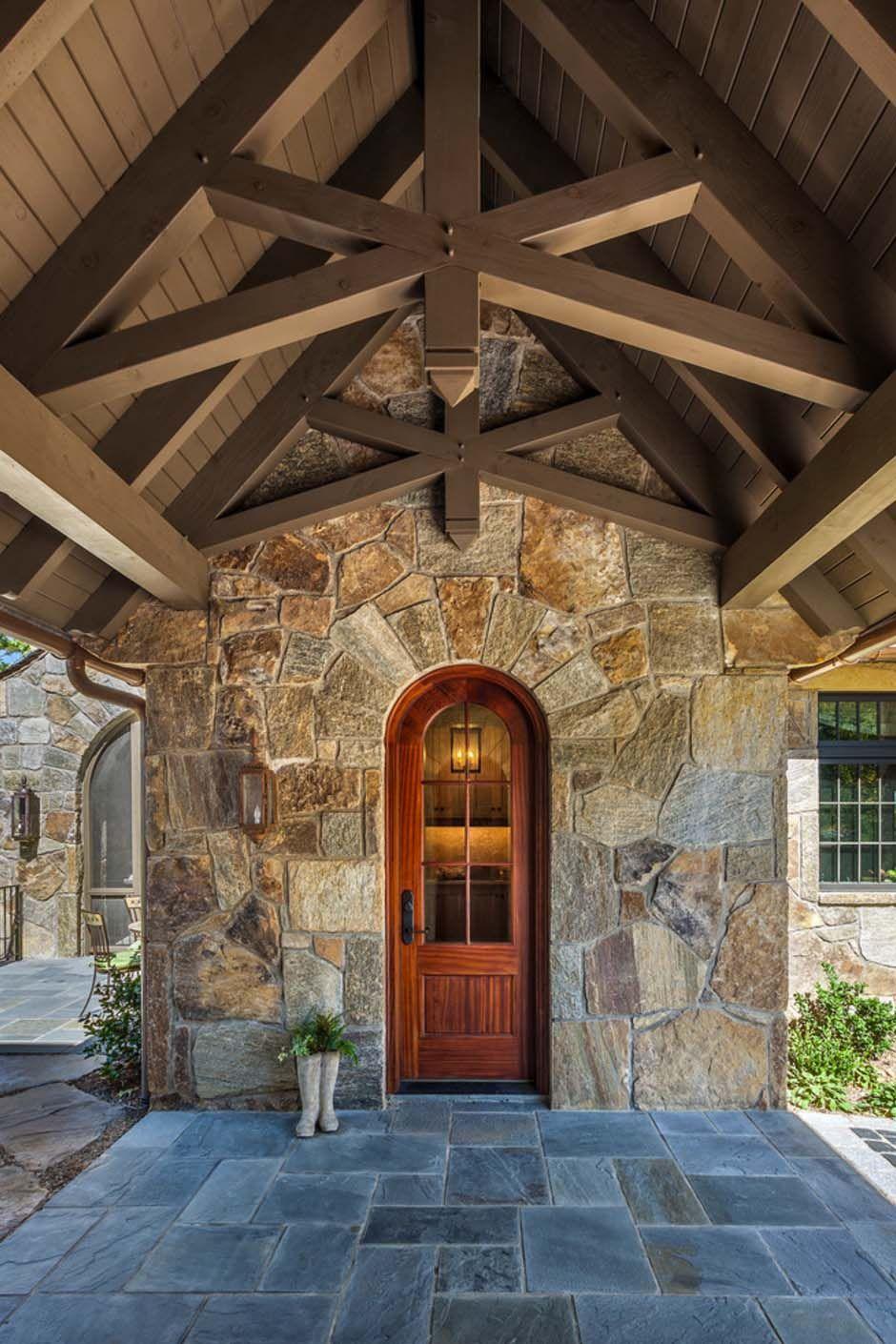 Delightful European Inspired Dwelling On Lake Keowee South Carolina Lake Keowee Stone Houses Lake Keowee South Carolina