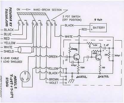 Astatic D104 Schematic Diagram Red And Blue Diagram Radio