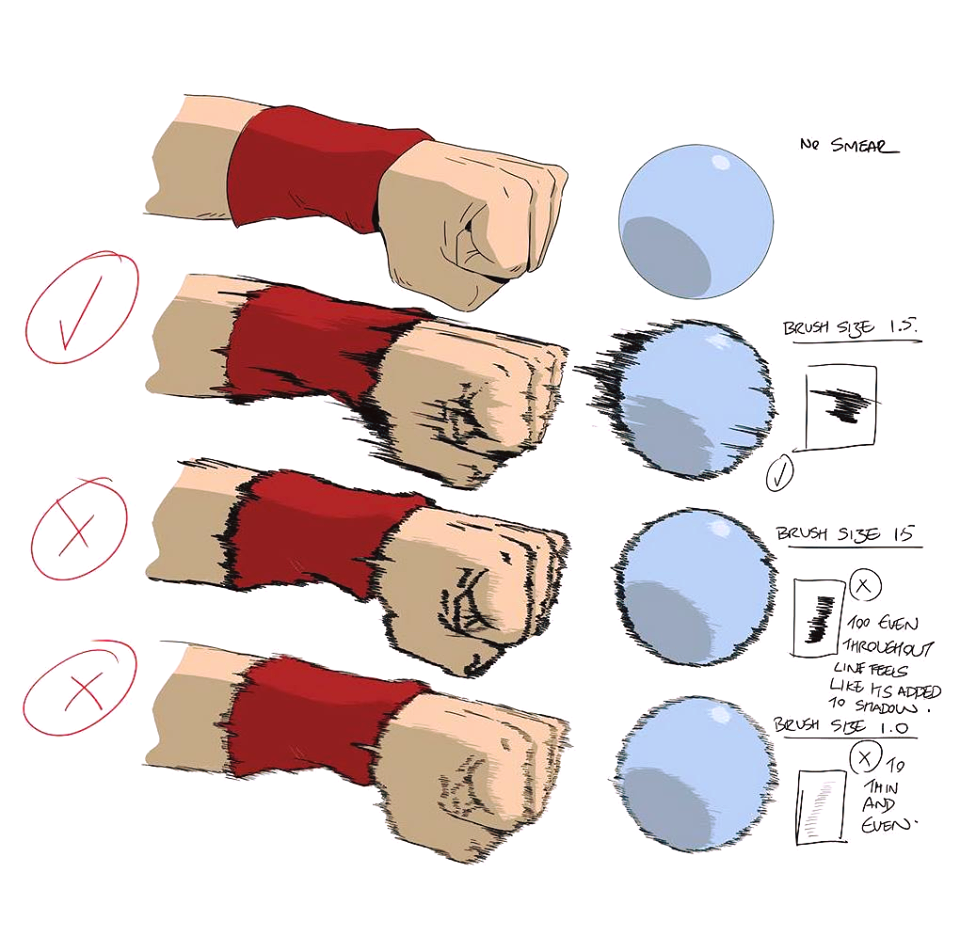Punch Tutorial Anime Art Reference Drawing Tips Art Reference Poses