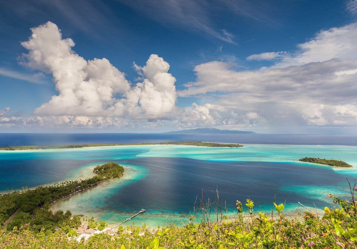Quel Budget Prevoir Pour Un Voyage En Polynesie Francaise Les Deux Pieds Dehors Voyage En Polynesie Voyage Tahiti Polynesie Francaise