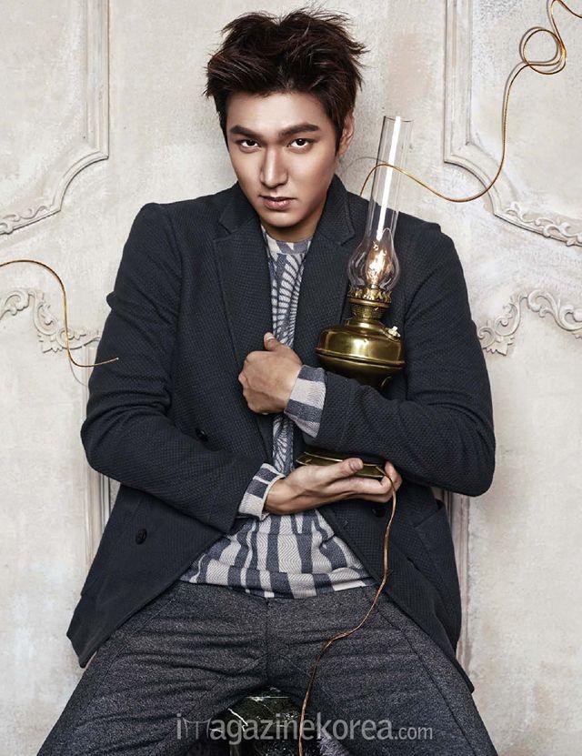 LEE MIN HO IN ESQUIRE KOREA'S SEPTEMBER 2013 ISSUE