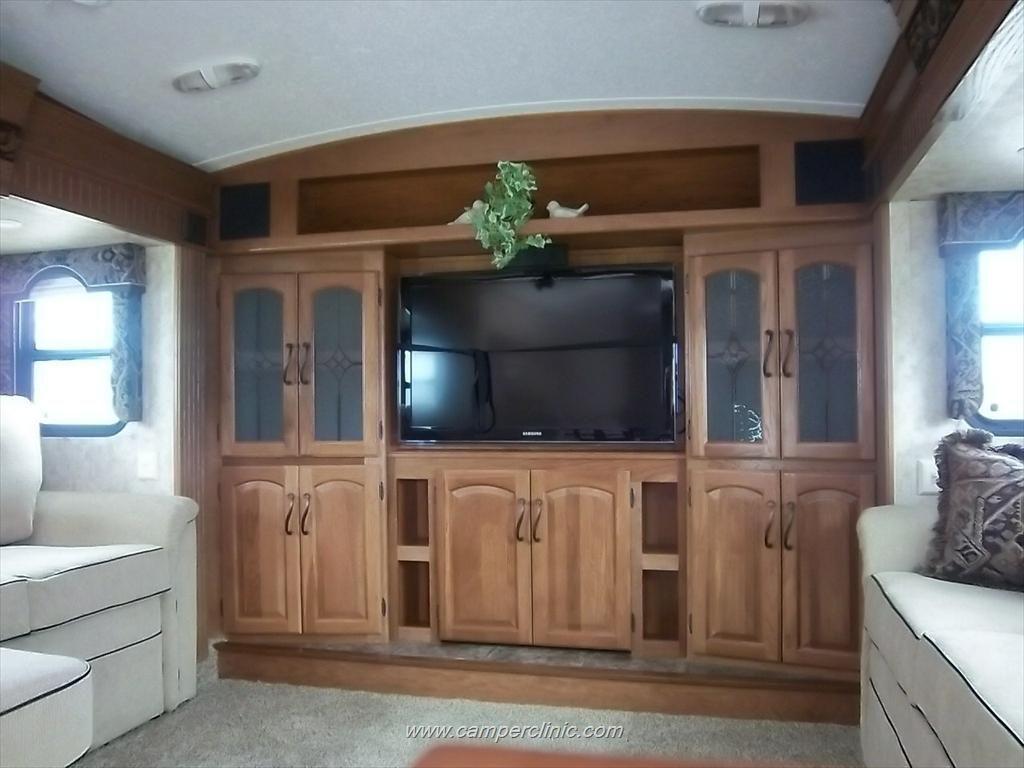 Front Living Room Montana Fifth Wheel