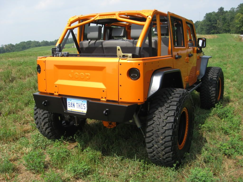Cut Stock Bumper - JKowners.com : Jeep Wrangler JK Forum
