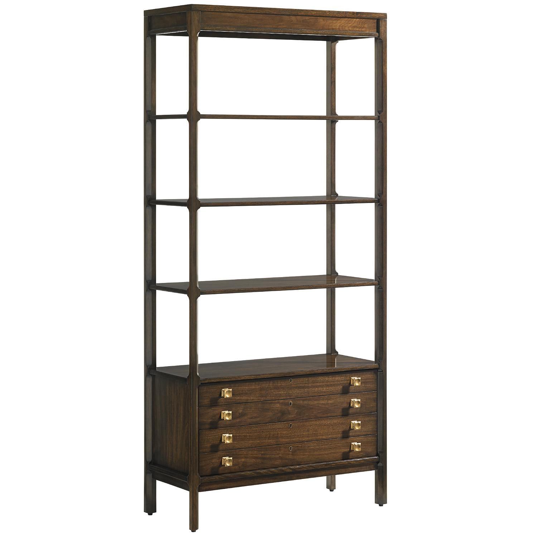 Stanley Furniture Crestaire Welton Porter Bookcase #Zincdoor
