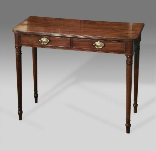 georgian mahogany side table sitting room pinterest georgian rh pinterest com Mahogany End Tables Coffee Tables Living Room