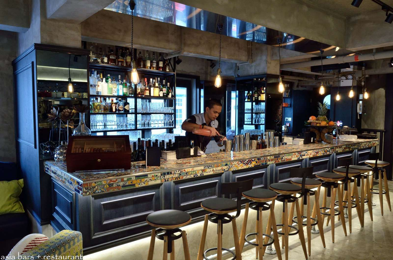Industrial Style Restaurant Google Search Industrial Interior