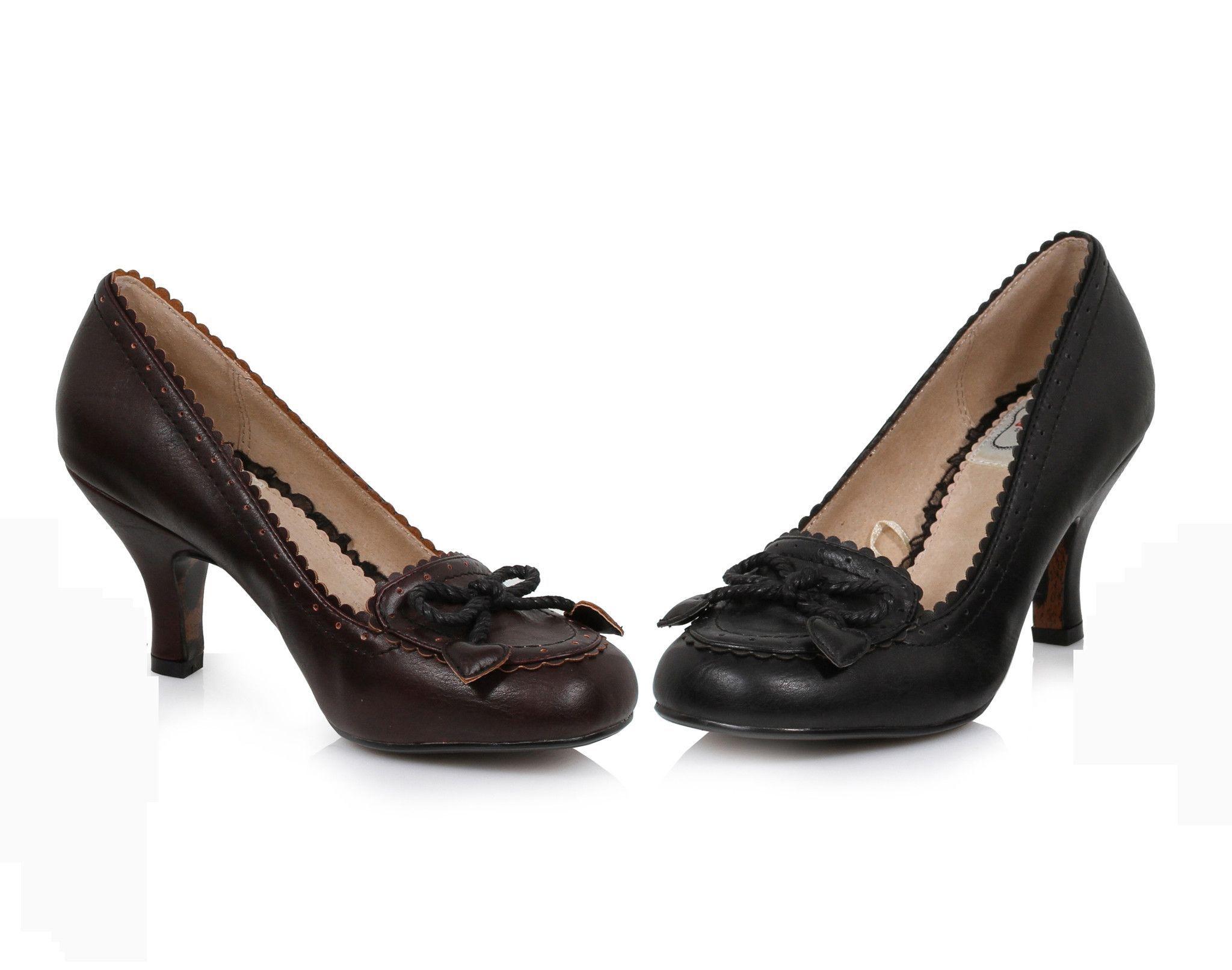 "3"""""""" Closed Toe Heel-Burgundy: Size- 9"