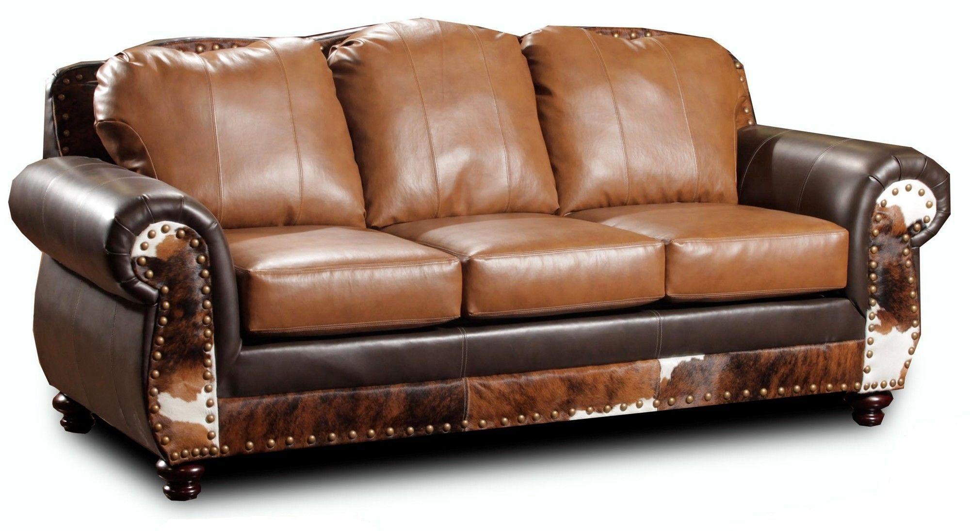 Delicieux Denver Leather Sofa