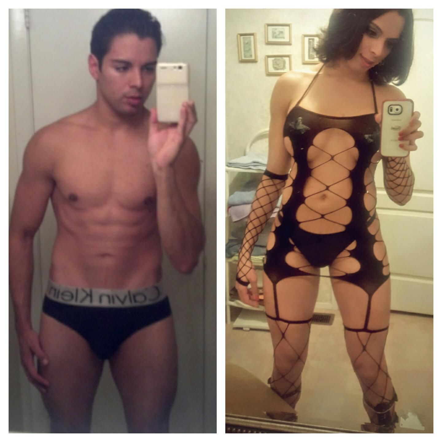 body Transgender shaping male