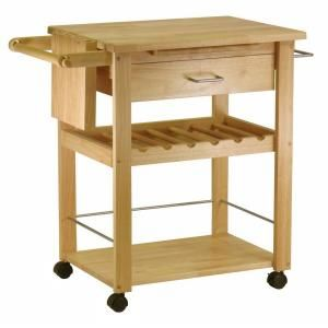 Smaller Kitchen Cart From Home Depot Might Prefer To Have