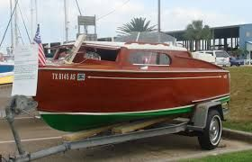 Image result for small wooden cabin cruisers | Classic Power Boats
