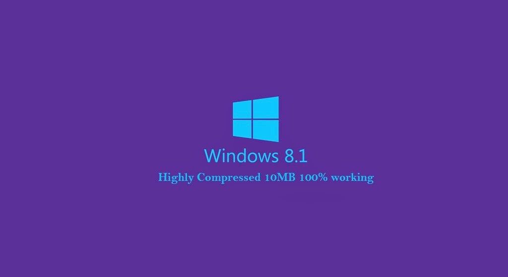 Windows 8 1 Highly Compressed Iso 10mb Full Free Download Pc Zone Free Windows 8 Windows Software Microsoft Windows