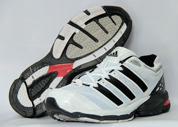 Sepatu Running Adidas Climacool Putih Hitam Rp 240 000 Bb