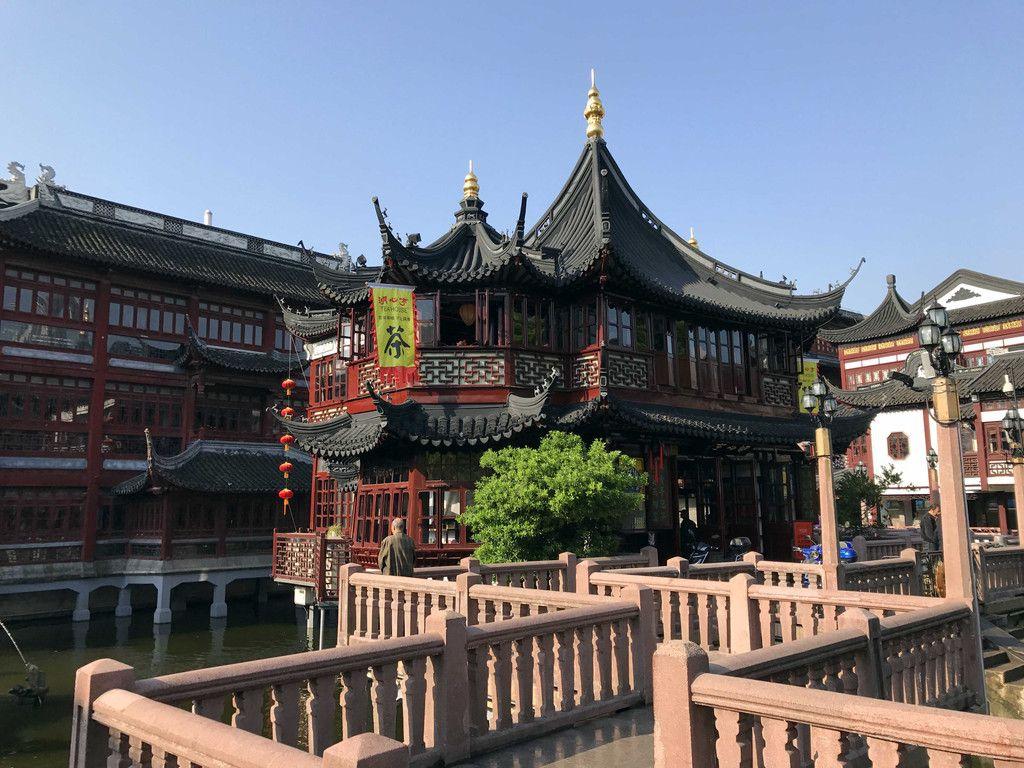 The Best Restaurants near Yu Garden in Shanghai Shanghai