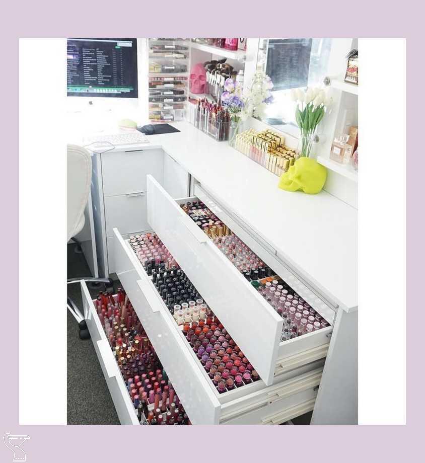25+ Fabulous Makeup Storage Design Ideas To Keep Your