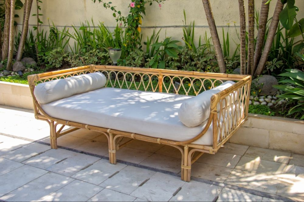 Rattan Tropisk Daybed Includes Mattress as shown in 2020 ...