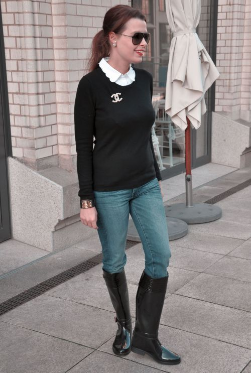 In Fashionblogger 2019 All HamburgSeven Mankind For Jeans jqS3ALc4R5