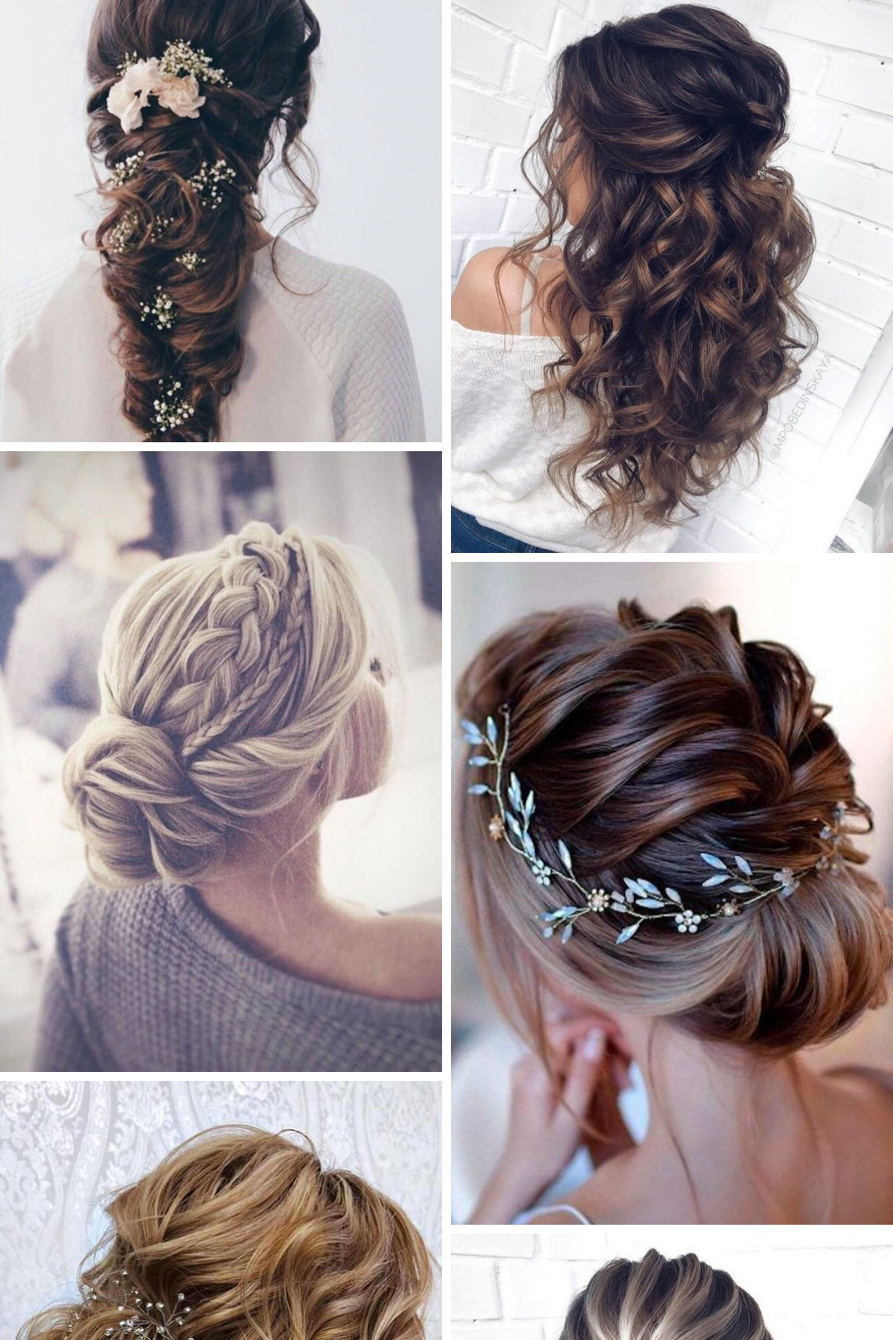 29 creative wedding hairstyle simple and easy, wedding