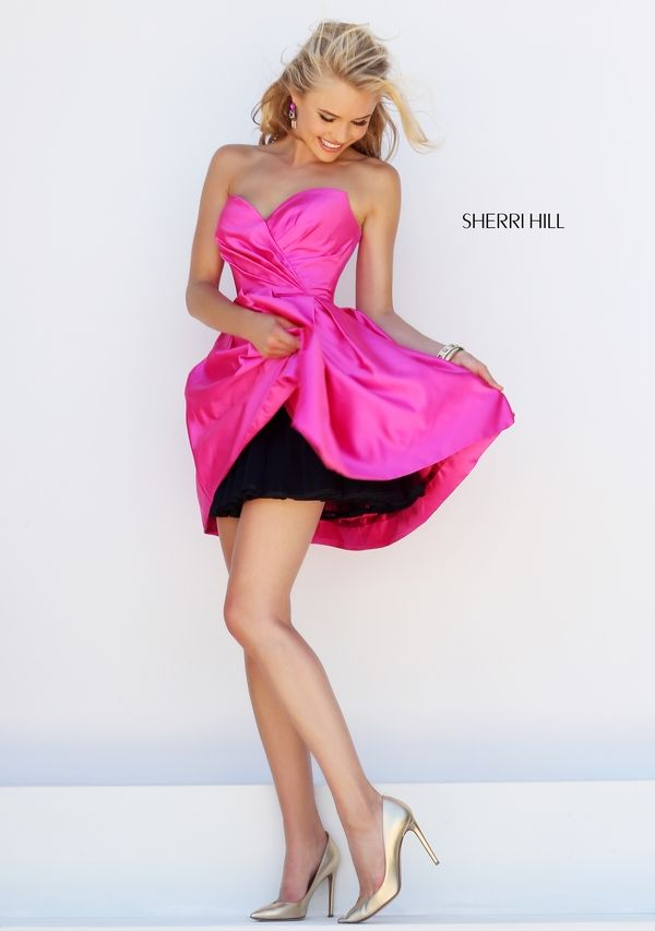 Sherri Hill 50147. Grad DressesParty ...