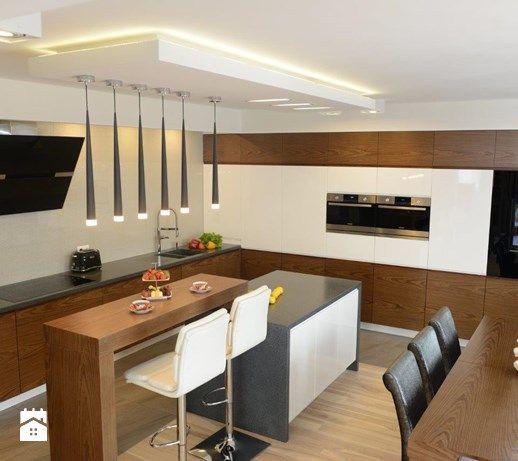 Sufit Podwieszany Nad Stolem W Salonie Home Decor Home Decor