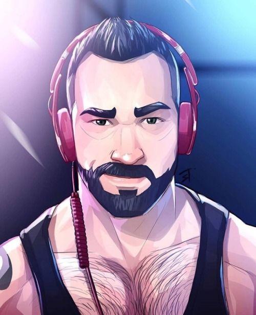 Images about cartoon on pinterest men art gay-2424