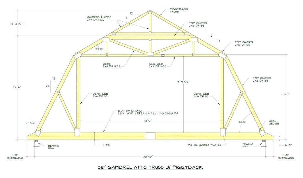Truss Ceiling Vaulted Ceiling Trusses Vaulted Ceiling Truss Design Bedroom Vaulted Ceiling Truss Design Foxy Fram Gambrel Roof Gambrel Roof Trusses Attic Truss