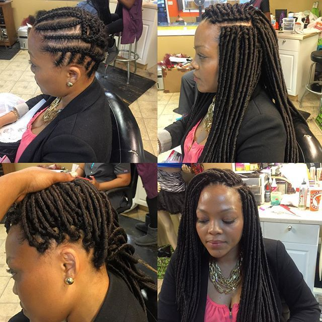 Crochet Faux Locs 60 60 Crochetbraids HURR REMEDIES Extraordinary Braid Pattern For Crochet Faux Locs