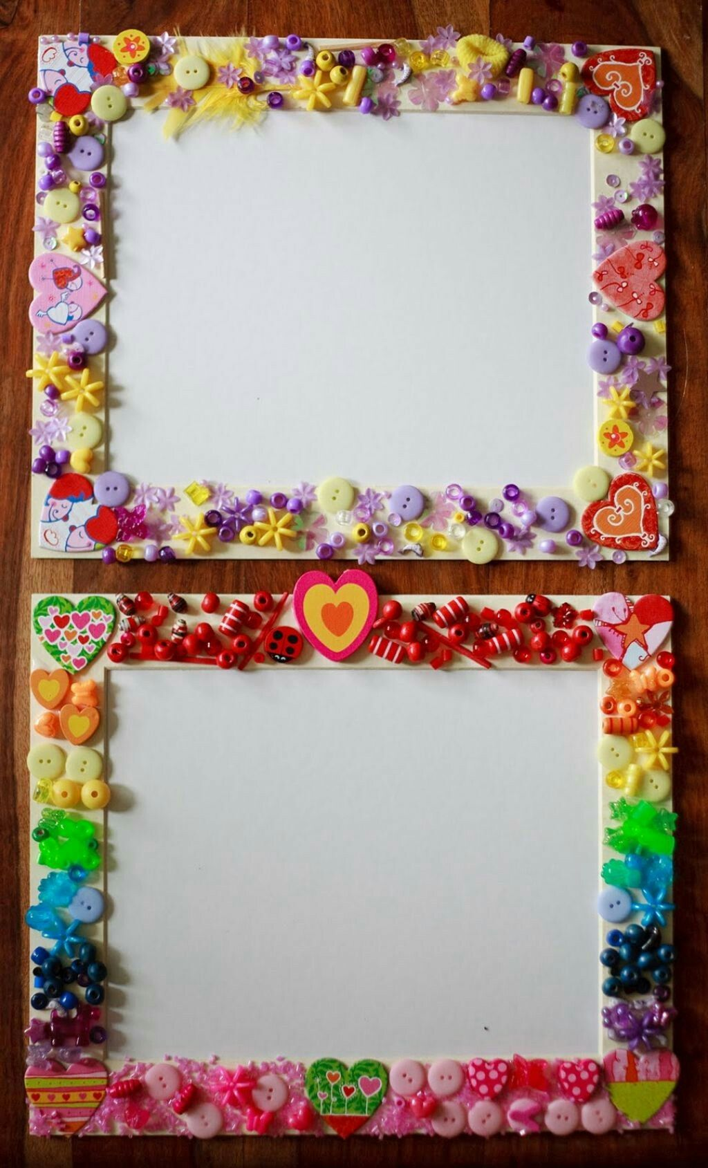 Pin by Zeisha on DIY IDEAS | Picture frame designs ...