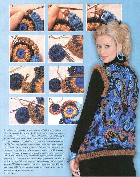 Patrones Crochet: TUTORIALES | Crochet | Pinterest | Patrón gratis ...
