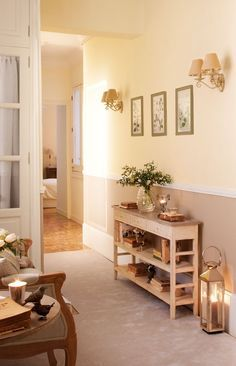 Explore Hallway Ideas Interior Colorore Un Zócalo Pintado En Blanco Y Piedra Realizado Por Hermanos Tapias Con Colores