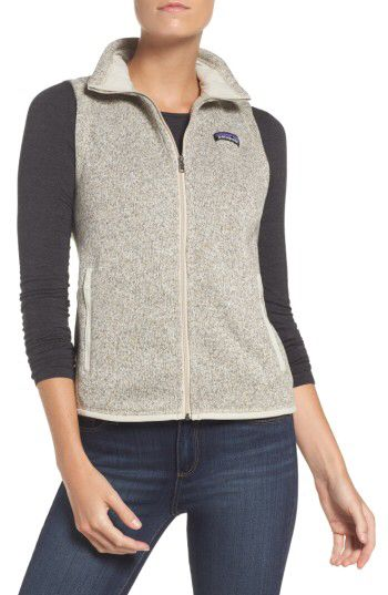 Patagonia Patagonia Better Sweater Vest available at #Nordstrom ...