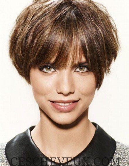 Coupes de cheveux pour cheveux clairsemés photo Cheveux
