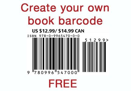 How To Get A Free Book Barcode Pub Ink Free Books Sell Used Books Create Your Own Book
